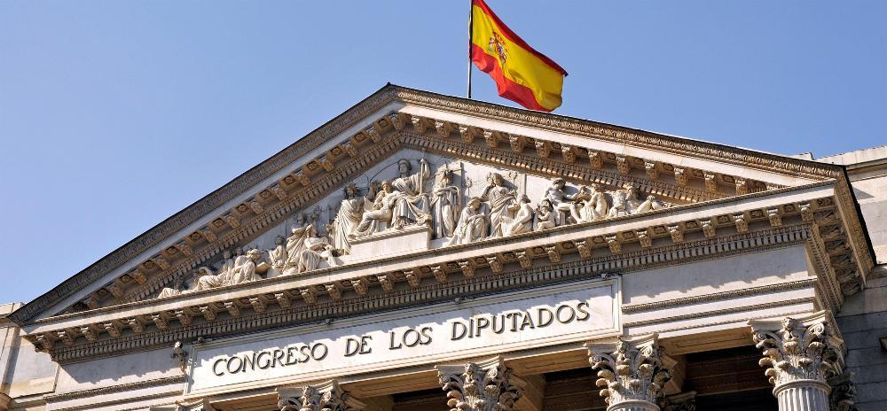 Spain tower