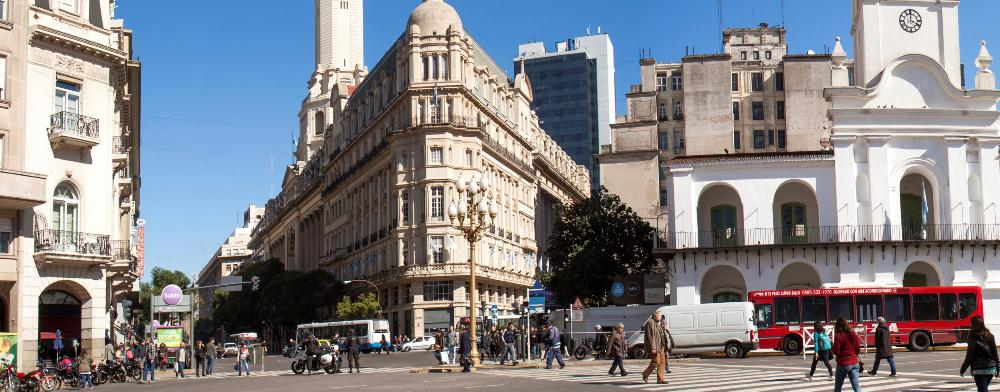 Argentina Streets